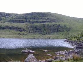 Lake Muskry ,Galtee Mountains